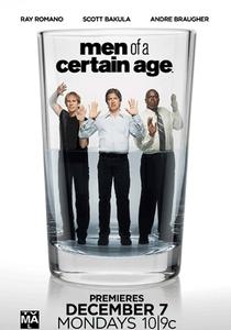 Men Of A Certain Age (1ª Temporada) - Poster / Capa / Cartaz - Oficial 1