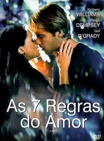 As 7 Regras do Amor - Poster / Capa / Cartaz - Oficial 2