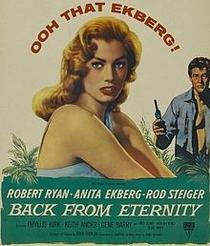 De Volta da Eternidade - Poster / Capa / Cartaz - Oficial 1