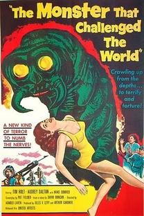 O Monstro Que Desafiou O Mundo  - Poster / Capa / Cartaz - Oficial 1