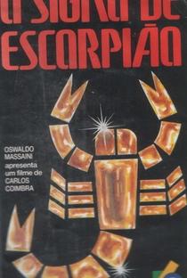 O Signo de Escorpião - Poster / Capa / Cartaz - Oficial 2