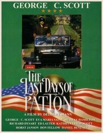 Os Últimos Dias de Patton - Poster / Capa / Cartaz - Oficial 1