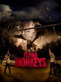 Macacos Assassinos - Poster / Capa / Cartaz - Oficial 1