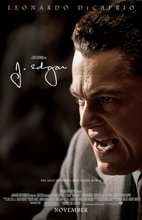 J. Edgar - Poster / Capa / Cartaz - Oficial 2