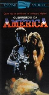 Guerreiros da América - Poster / Capa / Cartaz - Oficial 1