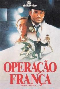 Operação França - Poster / Capa / Cartaz - Oficial 9