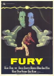 A Fúria - Poster / Capa / Cartaz - Oficial 5