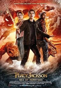 Percy Jackson e o Mar de Monstros - Poster / Capa / Cartaz - Oficial 8