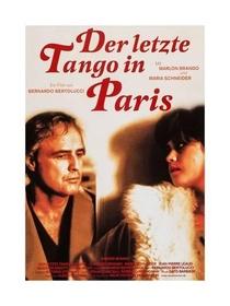 Último Tango em Paris - Poster / Capa / Cartaz - Oficial 13