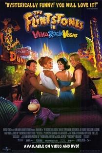 Os Flintstones em Viva Rock Vegas - Poster / Capa / Cartaz - Oficial 4