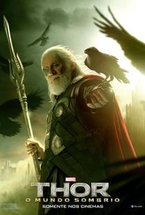 Thor: O Mundo Sombrio - Poster / Capa / Cartaz - Oficial 22