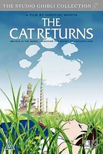 O Reino dos Gatos - Poster / Capa / Cartaz - Oficial 9