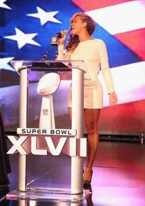 Super Bowl XLVII Halftime Show: Beyoncé - Poster / Capa / Cartaz - Oficial 2