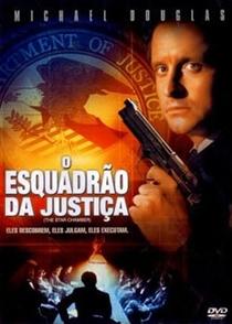 O Esquadrão da Justiça - Poster / Capa / Cartaz - Oficial 1