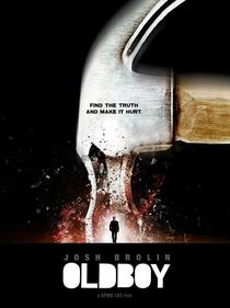 Oldboy: Dias de Vingança - Poster / Capa / Cartaz - Oficial 6