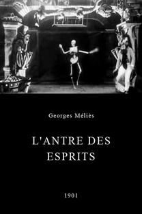 L'Antre Des Esprits - Poster / Capa / Cartaz - Oficial 1