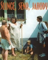 Slunce, seno, jahody - Poster / Capa / Cartaz - Oficial 1