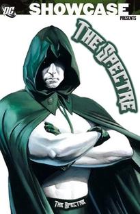 DC Showcase - Espectro - Poster / Capa / Cartaz - Oficial 3