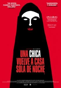 Garota Sombria Caminha Pela Noite - Poster / Capa / Cartaz - Oficial 10