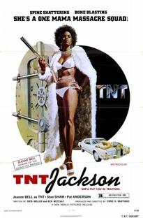 TNT Jackson - Poster / Capa / Cartaz - Oficial 1