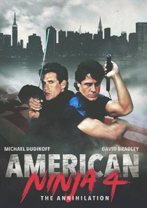 American Ninja 4: O Grande Kickboxer Americano - Poster / Capa / Cartaz - Oficial 4