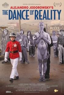 A Dança da Realidade - Poster / Capa / Cartaz - Oficial 2