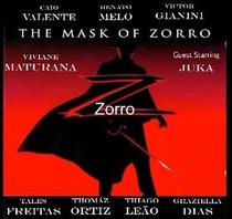 A máscara do Zorro (The Mask of Zorro) - Poster / Capa / Cartaz - Oficial 1