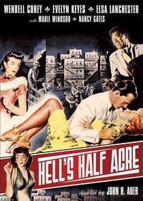Um Pedaço de Inferno - Poster / Capa / Cartaz - Oficial 1