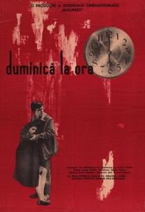 Domingo Às Seis Horas - Poster / Capa / Cartaz - Oficial 1