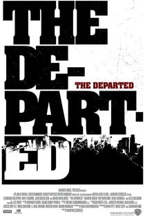 Os Infiltrados - Poster / Capa / Cartaz - Oficial 10