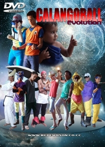 Calango Ball Evolution - Poster / Capa / Cartaz - Oficial 1