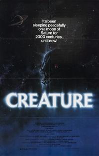Criatura - Poster / Capa / Cartaz - Oficial 1