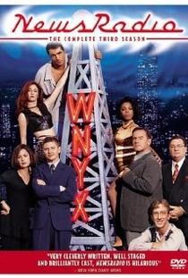 NewsRadio (3ª Temporada) - Poster / Capa / Cartaz - Oficial 1