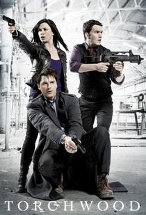 Torchwood (3ª Temporada) - Poster / Capa / Cartaz - Oficial 1