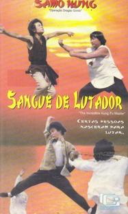 Sangue de Lutador - Poster / Capa / Cartaz - Oficial 1