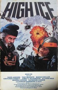 Gelo nas Alturas - Poster / Capa / Cartaz - Oficial 1