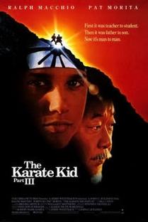 Karatê Kid 3 - O Desafio Final - Poster / Capa / Cartaz - Oficial 2