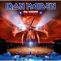 Iron Maiden En Vivo! - Poster / Capa / Cartaz - Oficial 1