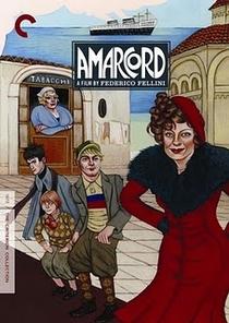 Amarcord - Poster / Capa / Cartaz - Oficial 1