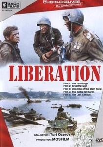 Libertação - Poster / Capa / Cartaz - Oficial 3