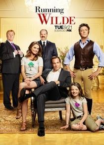 Running Wilde (1ª Temporada) - Poster / Capa / Cartaz - Oficial 1