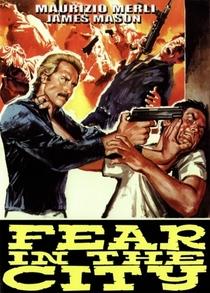 Medo na Cidade - Poster / Capa / Cartaz - Oficial 1