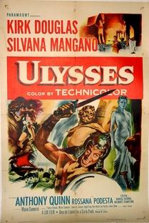 Ulysses - Poster / Capa / Cartaz - Oficial 1