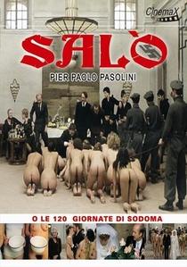 Saló: Os 120 dias de Sodoma - Poster / Capa / Cartaz - Oficial 23