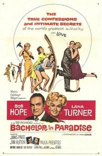 Solteirão no Paraíso - Poster / Capa / Cartaz - Oficial 1