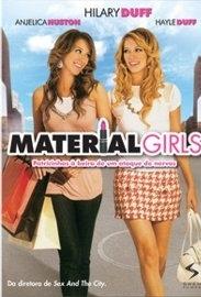 Material Girls - Poster / Capa / Cartaz - Oficial 2