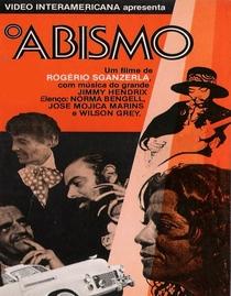 O Abismo - Poster / Capa / Cartaz - Oficial 1
