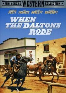 A Vingança dos Daltons - Poster / Capa / Cartaz - Oficial 3