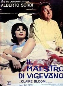 O Professor de Vigevano - Poster / Capa / Cartaz - Oficial 1
