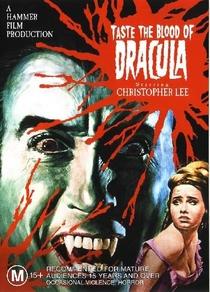 O Sangue de Drácula - Poster / Capa / Cartaz - Oficial 1